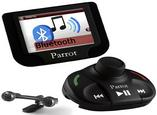 kit audio bluetooth parrot labellauto